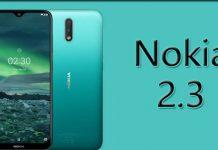 nokia 2.3 price in india
