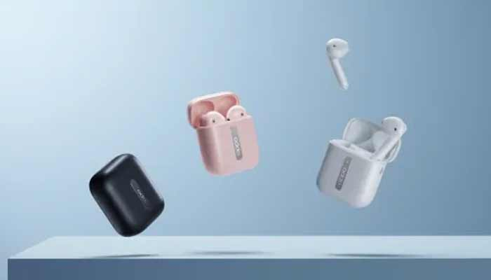 Oppo Enco Free Truly Wireless Earbuds Colour