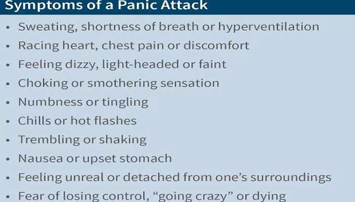 Panic Attack ke Gharelu Upay