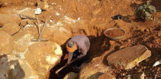 panna labourer got millions of diamonds in field