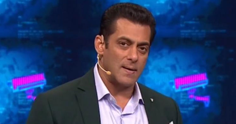 salman khan first reaction on leaving bigg boss 13
