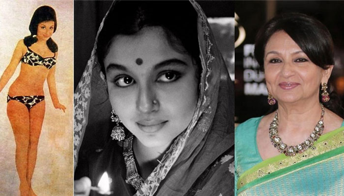 sharmila tagore revealed difference between daughter and daughter in law