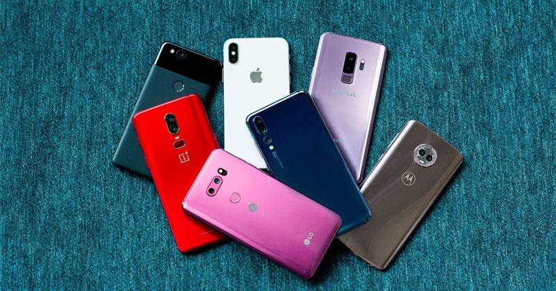 smartphones to launch in 2020