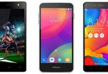 Smartphones Under 5000 Rupees
