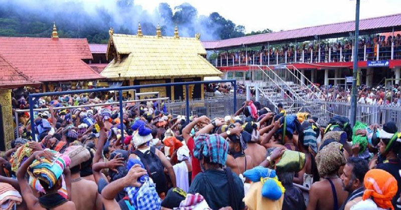 supreme court said decision to allow women in sabarimala is not final
