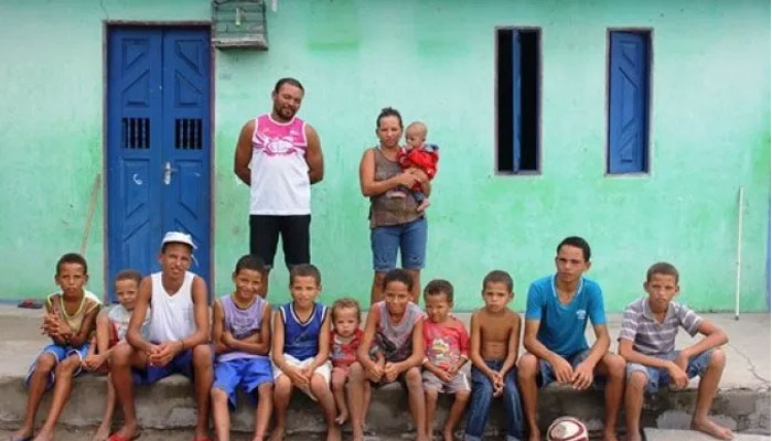 this couple has 13 sons but wants daughter