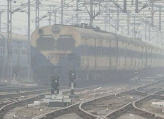 trains suspended till 31st january due to dense fog in bihar