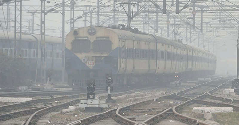 trains suspended till 31st january due to dense fog in bihar