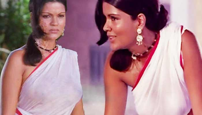 Zeenat Aman Satyam Shivam Sundaram
