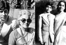 Amitabh Bachchan Emotional Post For Mother Teji Bachchan