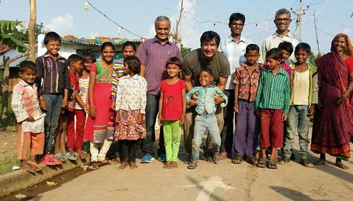 Amitab India First Adivasi It Company