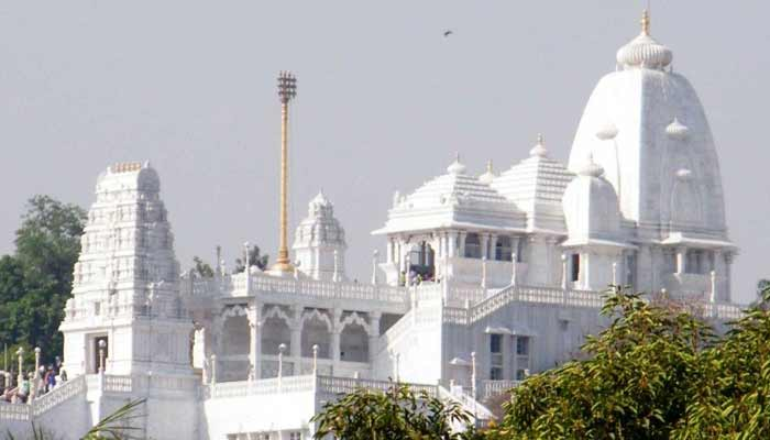 Birla Temple in Hyderabad