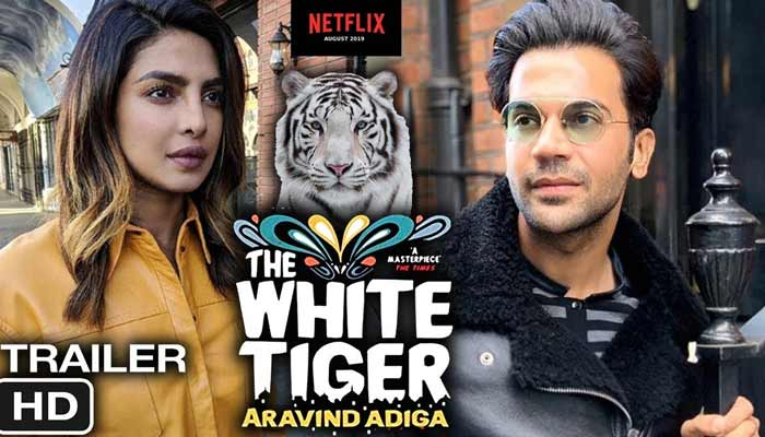 The White Tiger Priyanka Chopra Jonas