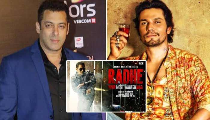 Salman Khan Radeep Hodda Radhe