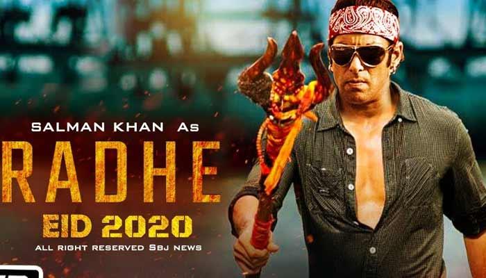 Salman Khan Radhe