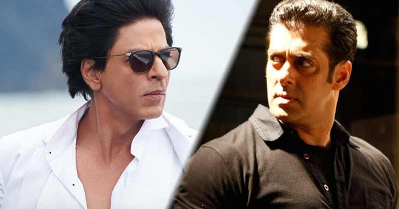 Salman Khan Shahrukh Khan