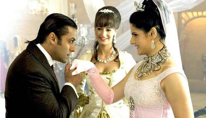 Salman Khan Zareen Khan Veer