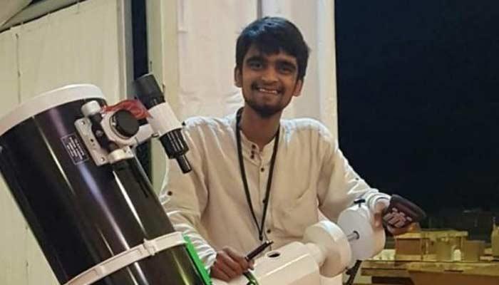 aryan mishra astronomer inspirational story