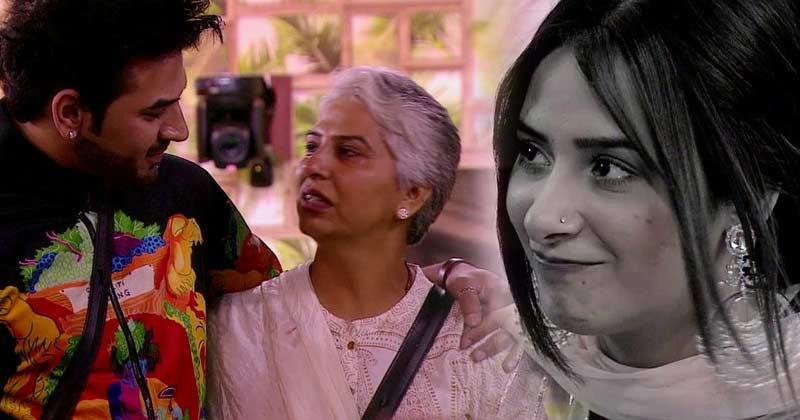 bigg boss 13 paras chhabras mother on bond with mahira sharma