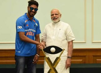 Blind Cricketer In Indian Cricket Team