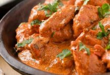butter chicken banane ki vidhi