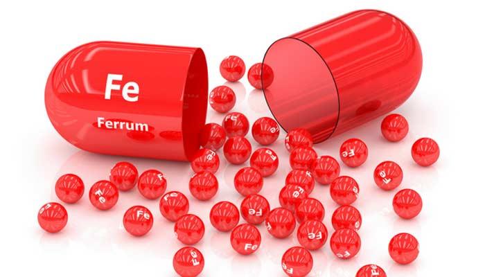 capsicum-benefits for iron deficiency