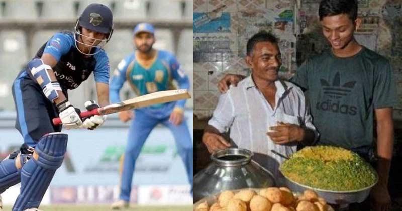 cricketer yashasvi jaiswal inspiring story