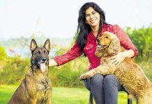 female dog trainer mumbai