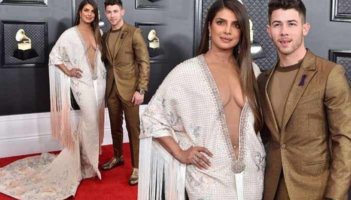 Grammys 2020 Priyanka Nick