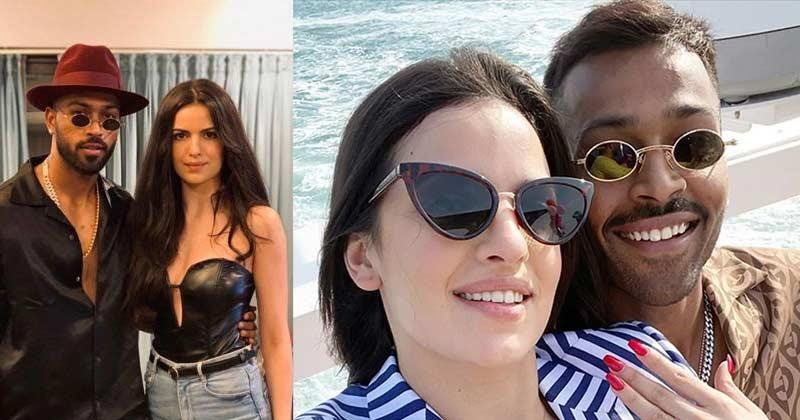 hardik pandya engaged with actress natasa stankovic