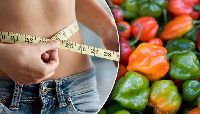 how to eat capsicum for weight loss