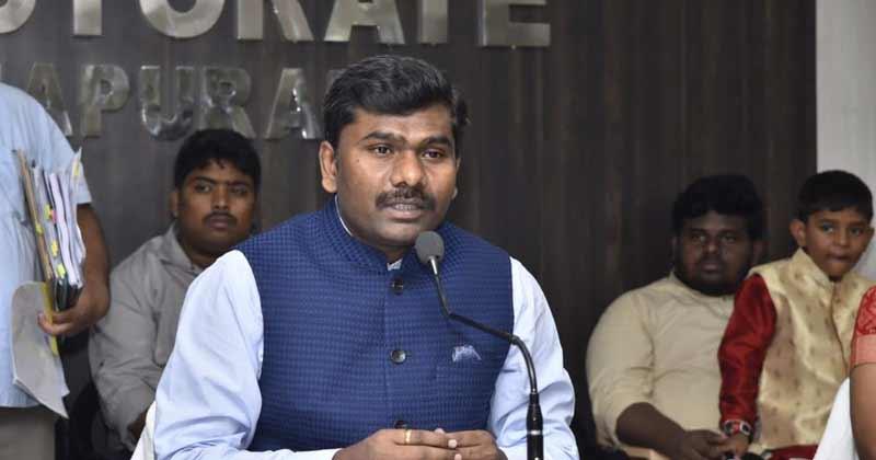 IAS Hero Andhra Pradesh Railway Ticket District Collector UPSC Answers Exam India