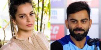 Kangana Ranaut Praises Virat Kohli