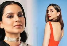 kangana ranaut said thank you deepika padukone