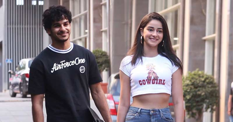 khaali peeli ishaan khatter ananya panday perform high octane stunts without body doubles