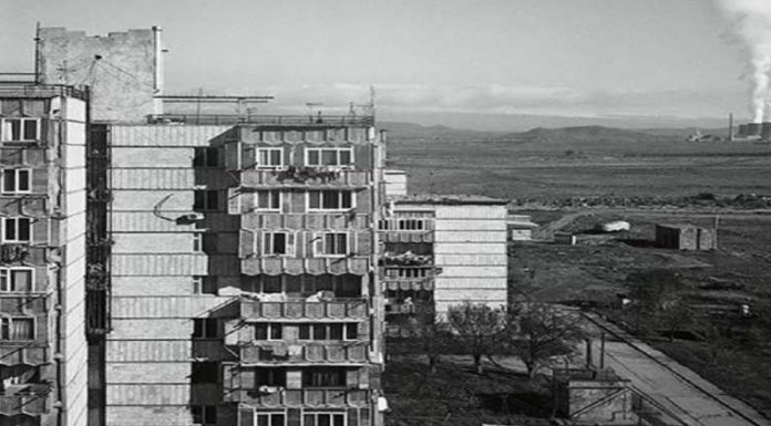 metsamor city in armenia live with nuclear reactors