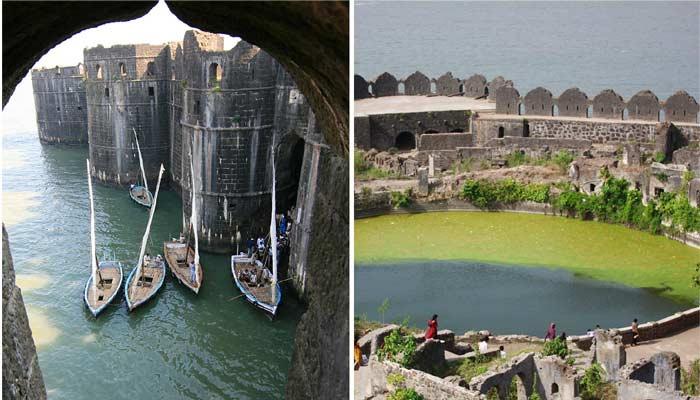 murud janjira fort maharashtra history