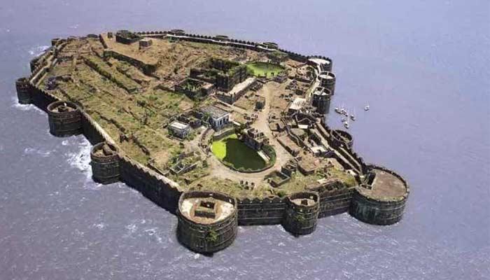 murud-janjira fort maharashtra india