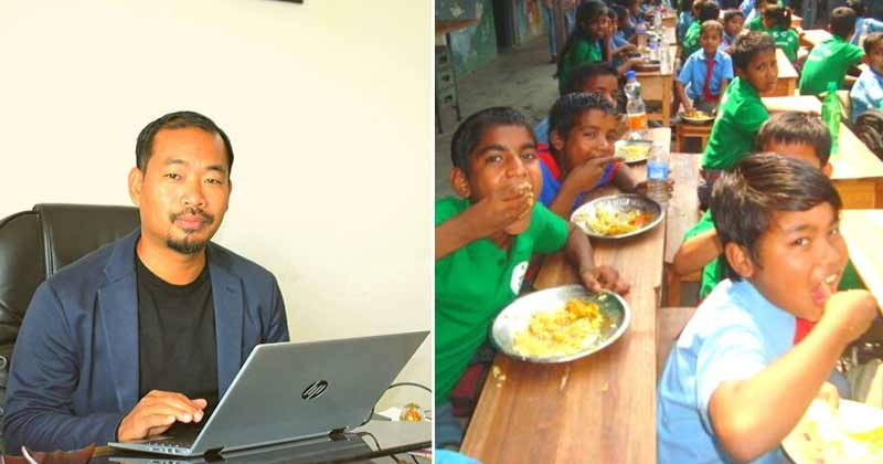 Nagaland Dimapur Underprivileged Children Education-cecs Rescue Helpline Hero India