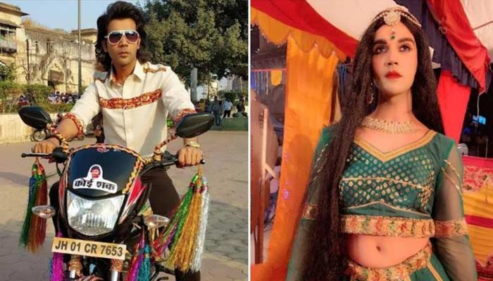 rajkummar rao share two different look from movie ludo