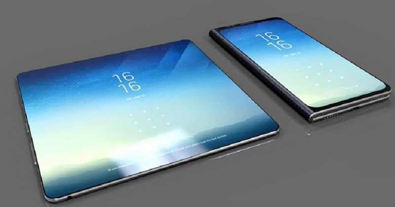 Samsung Stretchable Smartphone