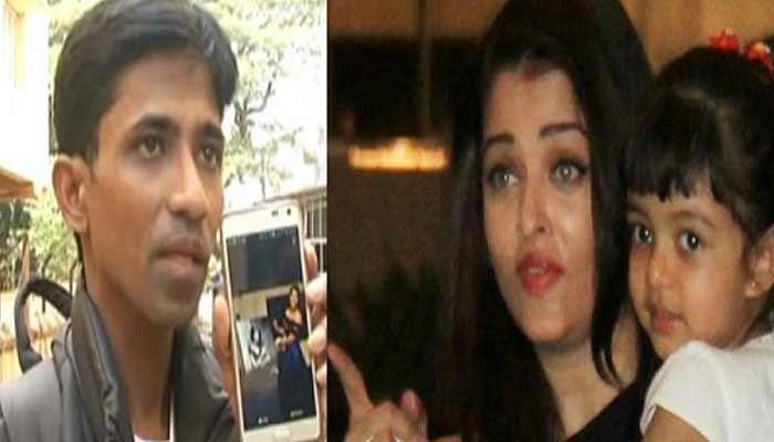 Sangeeth Kumar Says He Is Son Of Aishwarya Rai Bachchan