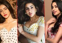 Sara Ali Khan Said On Comparison With Janhvi Kapoor Ananya Pandey