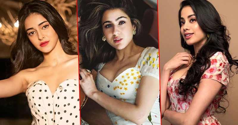 Sara Ali Khan Said On Comparison With Janhvi Kapoor Ananya Pandey