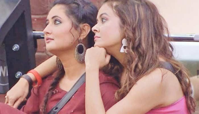devoleena and rashmi friendship