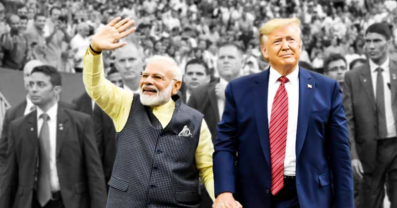 donald trump visit to ahmedabad