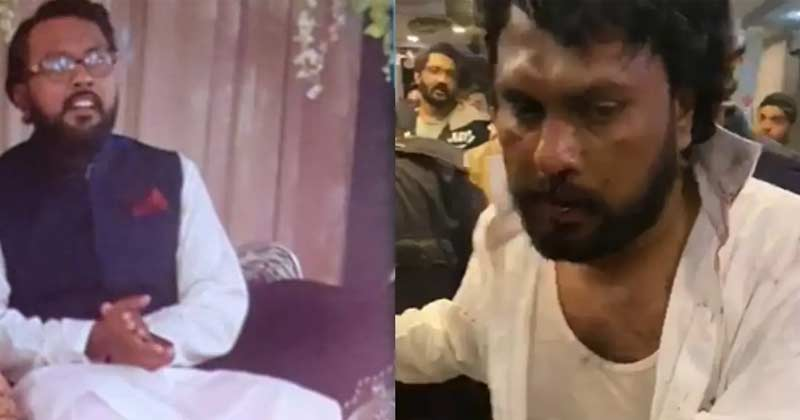 karachi groom third marriage