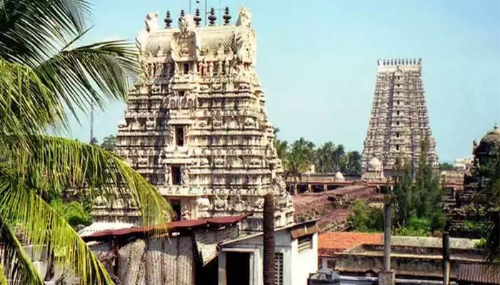 rameshwaram temple rameswaram tamil nadu