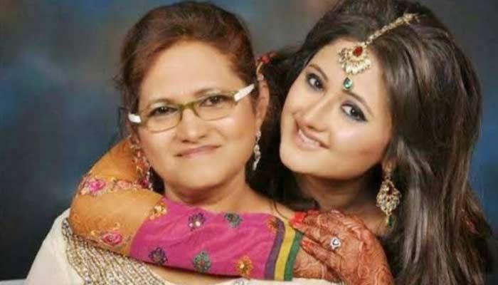 rashmi mother statement
