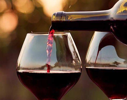 red wine ke fayde